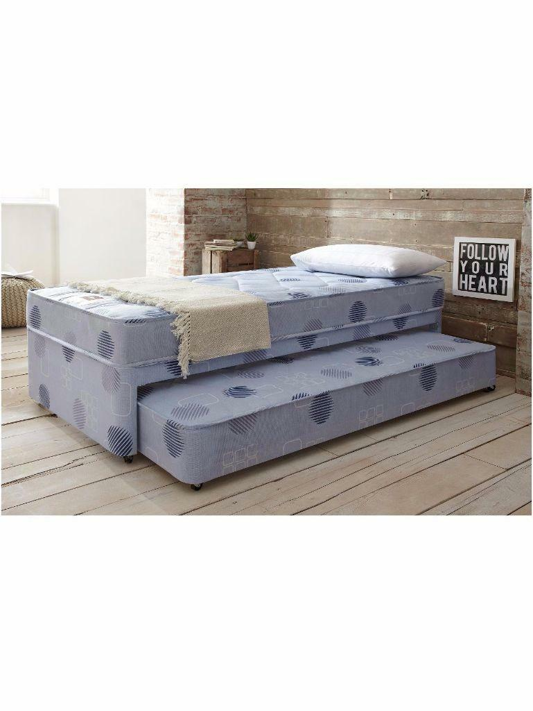 Airsprung Single Divan With Pull Out Guest Bed United Kingdom Gumtree