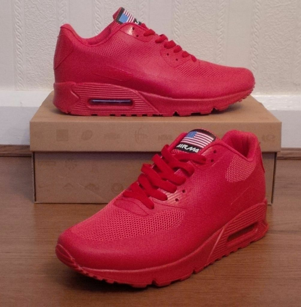 78b38b Nike Air Max Hyperfuse Red Uk Nikes Discount Nike Air Max Red