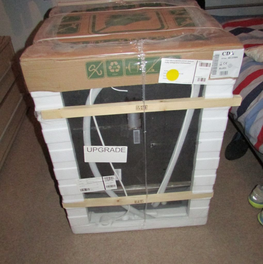 Table Top Dishwasher For Sale In Norwich : Dishwasher - Integrated brand new United Kingdom Gumtree