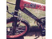 BMX Raleigh 16inch Bike