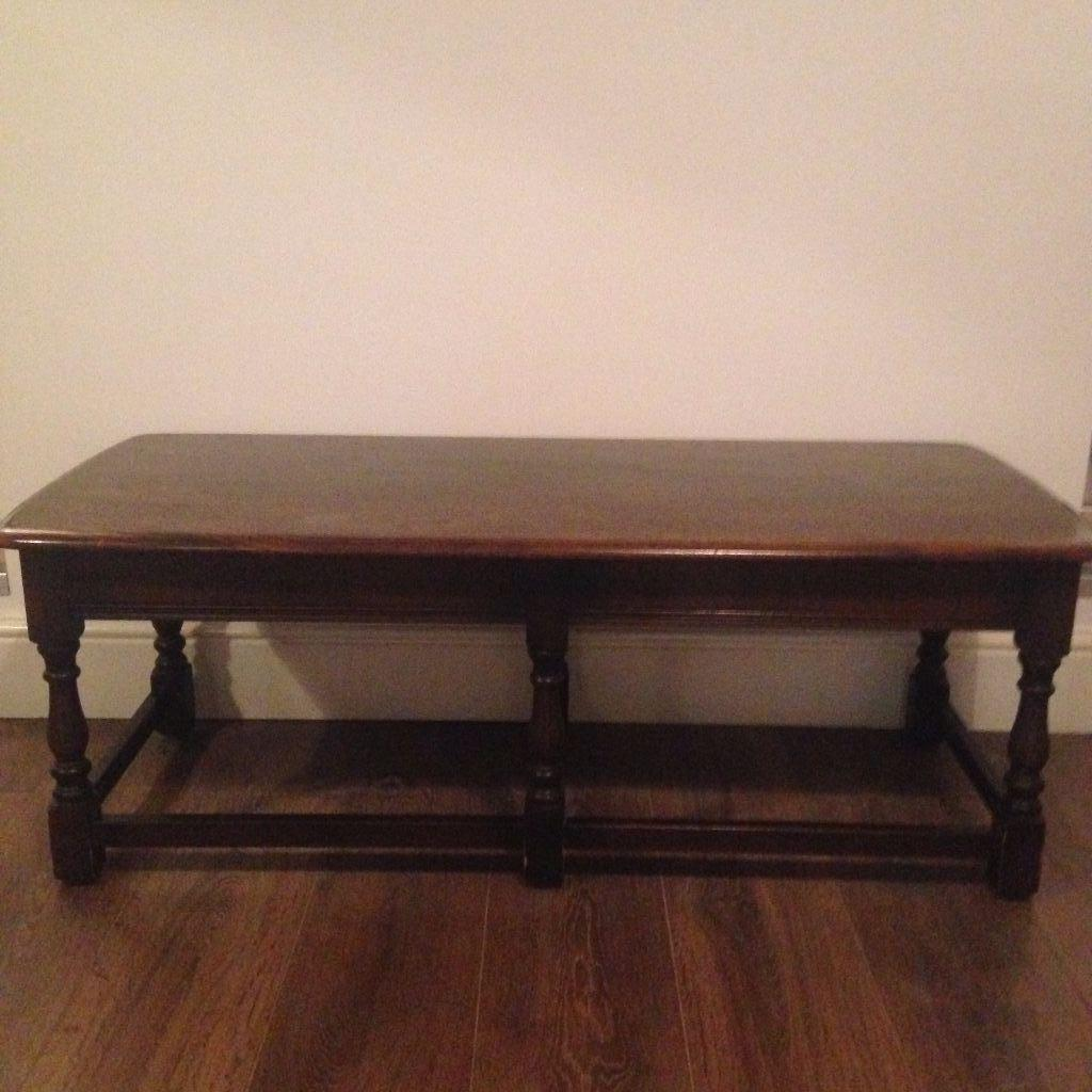 vintage danish wood coffee table united kingdom gumtree