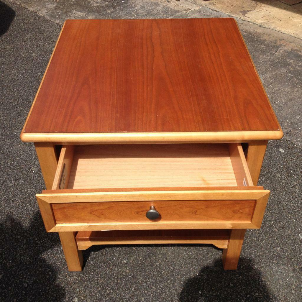 Drexel Heritage Coffee Table With Drawer United Kingdom Gumtree