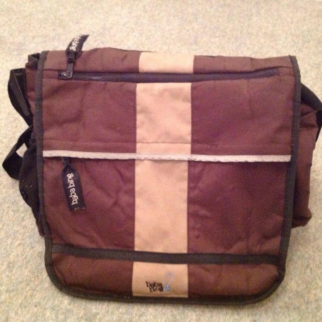 Baba bing changing bag with buy sale and trade ads for Bing bags for sale