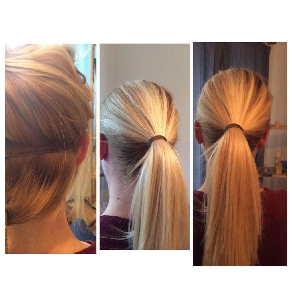 Weave Hair Extensions Course Glasgow 20
