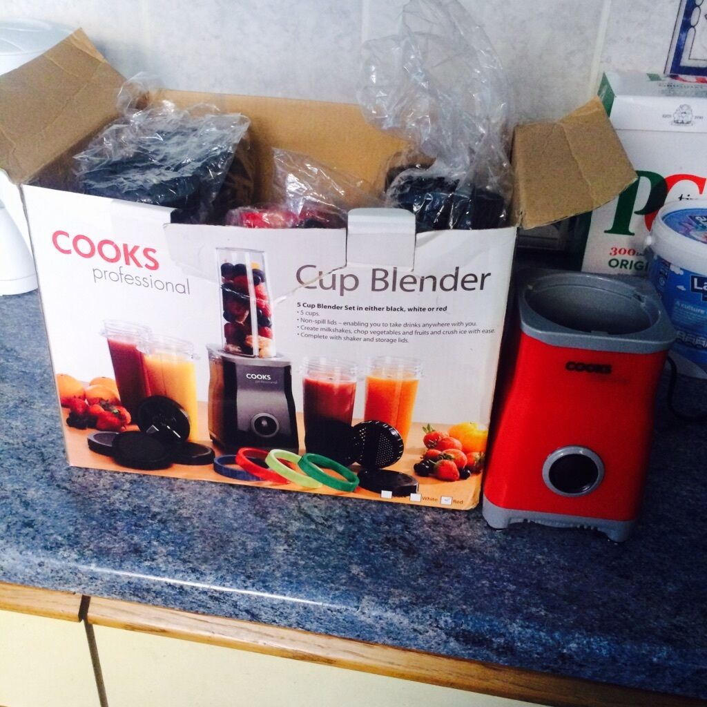Cup blender buy sale and trade ads find the right price for What brand of blender is used on the chew
