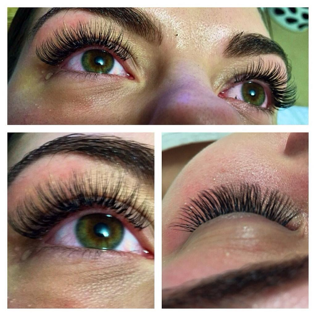Mink Individual Eyelash Extensions images