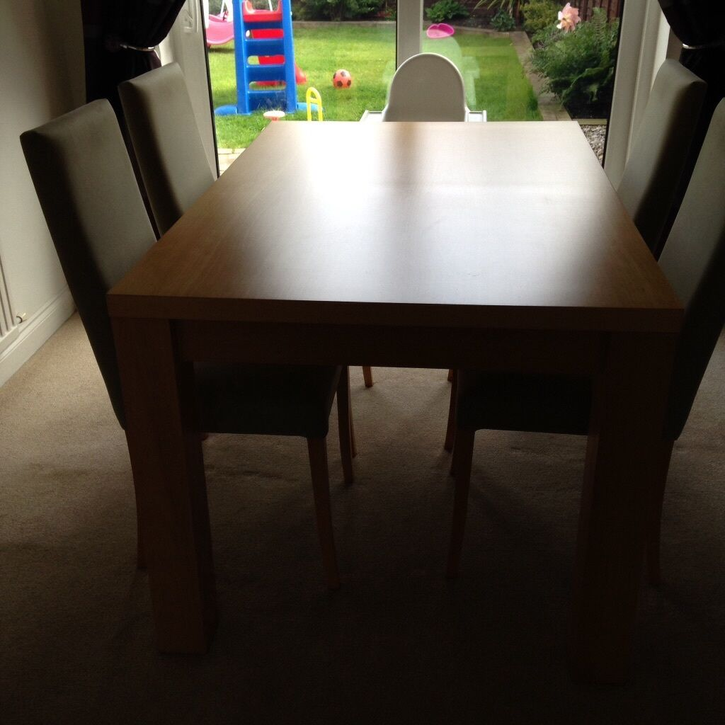 Next beech dining table Buy sale and trade ads great prices : 86 from dealry.co.uk size 1024 x 1024 jpeg 89kB