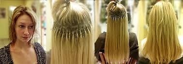 Weave Hair Extension Training Glasgow 107