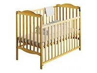mamas and papas cot assembly instructions