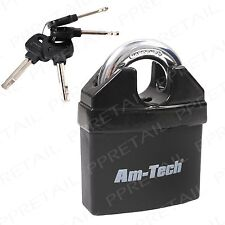 65mm Insulated +SECURITY PADLOCK+ Weather Proof Heavy Duty Durable Secure Lock