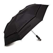 Samsonite Samsonite Windguard Auto Open Umbrella Black