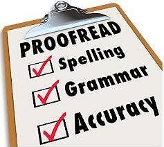 Dissertation proofreading services edinburgh