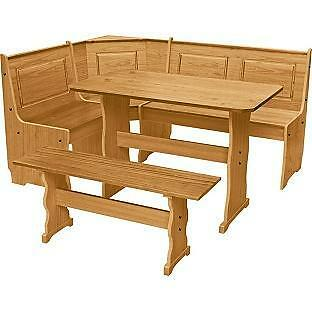 Corner Table And Bench Buy Sale And Trade Ads Great Prices