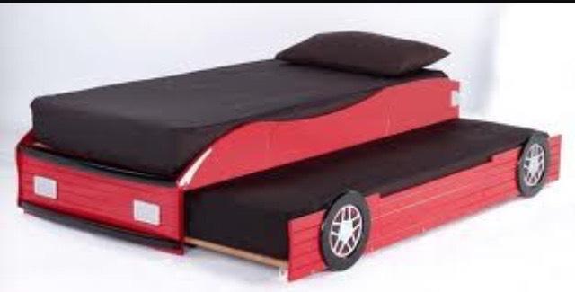 Racing Car Beds For Kids Kids Lewis Racing Car Bed