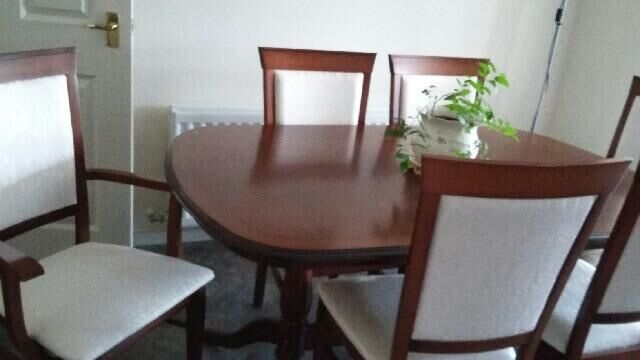 Dining Room Table And Chairs For Sale United Kingdom Gumtree