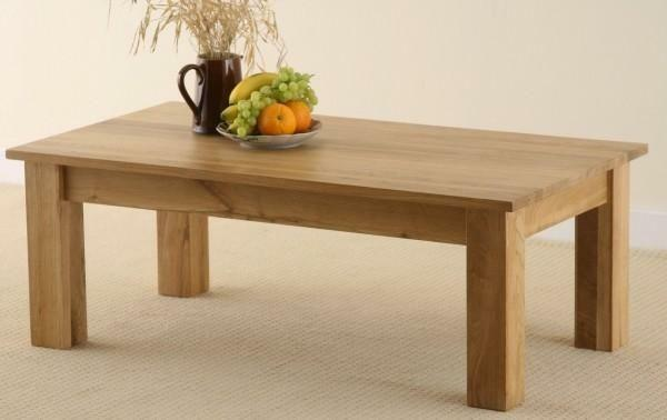 Solid light oak coffee table united kingdom gumtree for Coffee tables gumtree
