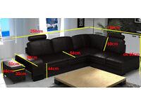 ecksofa wohnlandschaft mit bettfunktion und bettkasten in baden w rttemberg langenau ebay. Black Bedroom Furniture Sets. Home Design Ideas