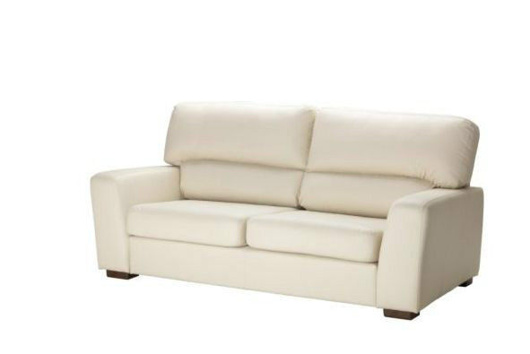 Ikea Aspelund Bedroom Furniture ~ IKEA Mardal 3 seater cream Sofa  United Kingdom  Gumtree
