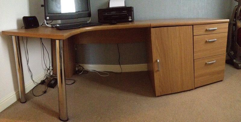 corner computer desk united kingdom gumtree