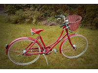 HOLIDAY DISCOUNT 2014 Pashley 5 Speed Hub Size 20 Dutch Bike RRP £675