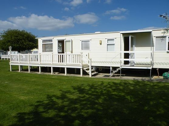 Original  Caravan Holiday Hire At Hoburne Cotswold Cirencester Gloucestershire