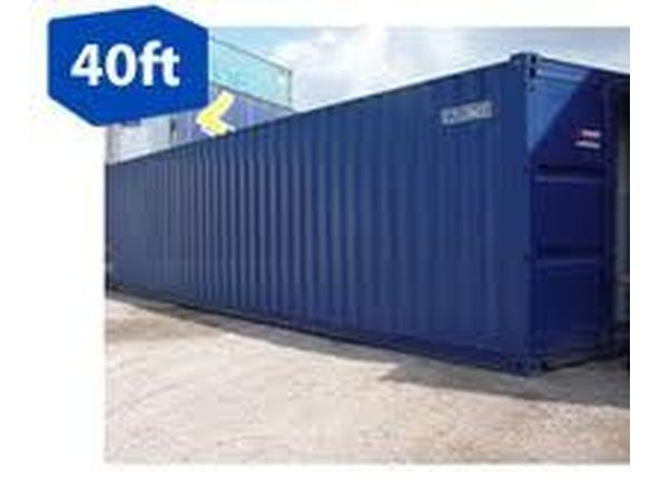 Tainer Popular 48 foot shipping container for sale