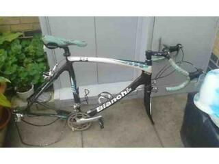 bianchi c2c 928 carbon road bike