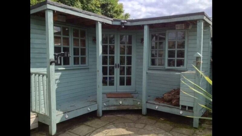 Summer house need gone urgently for Garden decking maidstone