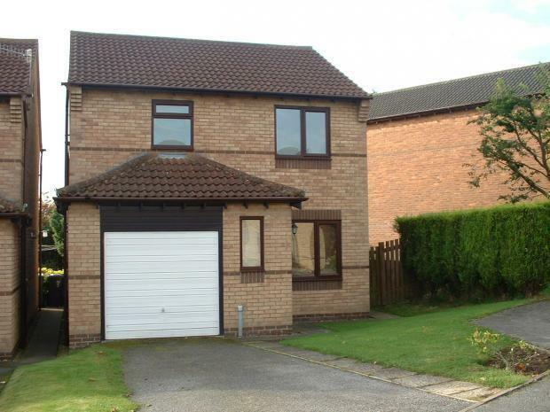 3 Bedroom House In Wheathill Close Ashgate Chesterfield S42 United Kingd