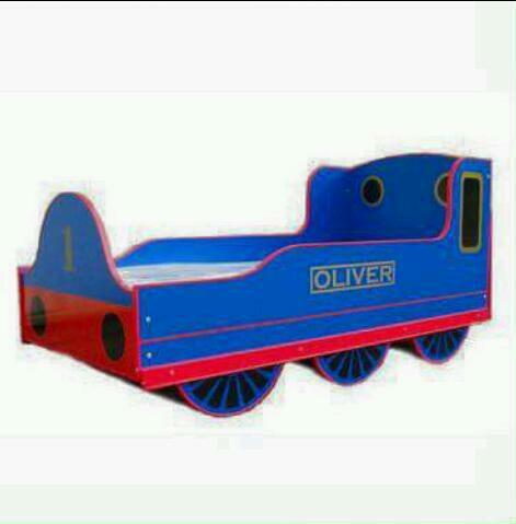 Thomas Single Bed Frame Thomas Train Single Bed Frame