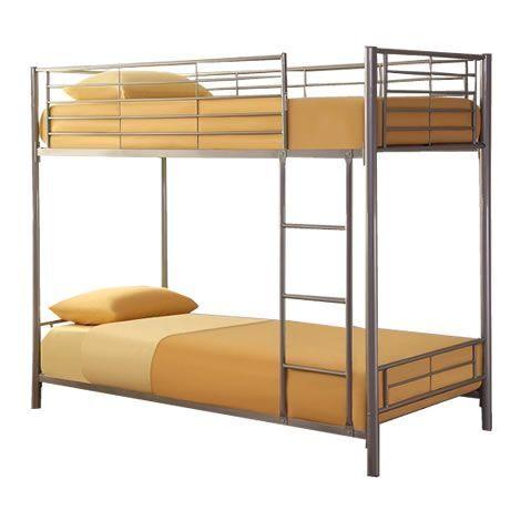 7 day money back guarantee double decker metal bunk for Gumtree bunk beds