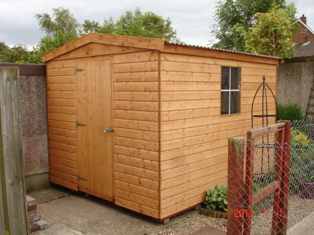 Used garden sheds for sale in kent do it yourself storage for Garden shed perth