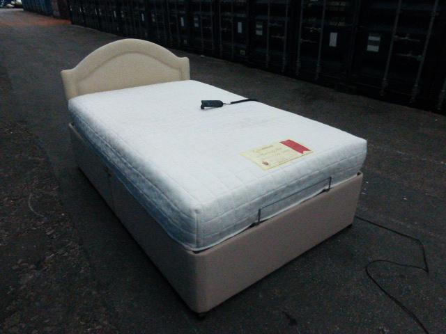 Gumtree Electric Adjustable Beds : Electric adjustable double bed can deliver