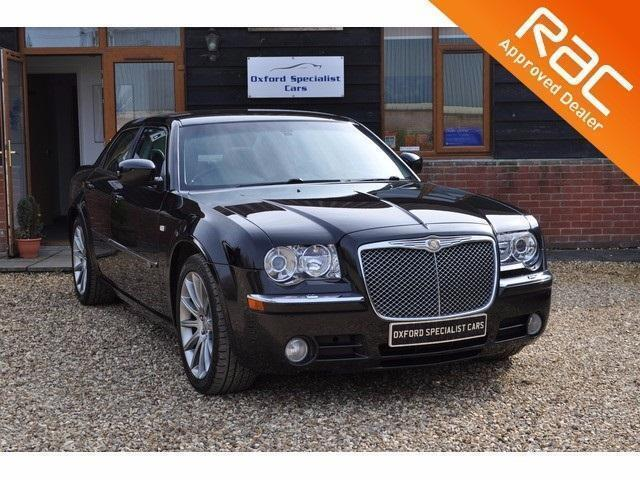 Chrysler 300c crd srt diesel automatic 2010 60 united for Chrysler 300c diesel