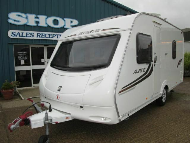 Fantastic   2009 Used  Good Condition Touring Caravans For Sale In Norwich