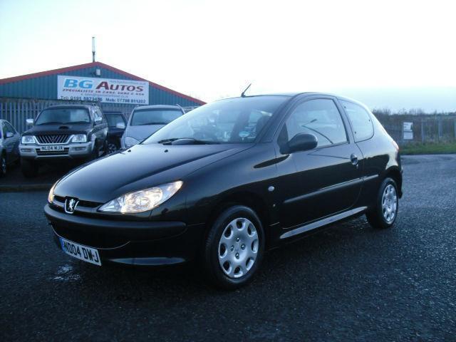 206 1.4 Hdi 2004 2004 04 Peugeot 206 1.4 Hdi s