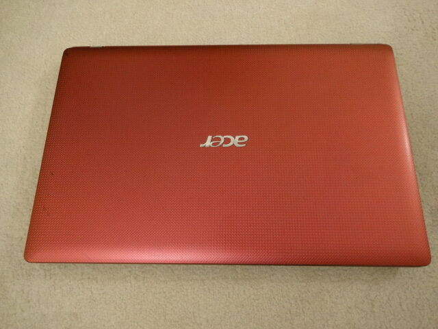 how to find the model number of laptop acer