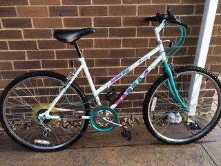 Ladies Bike - MOLD