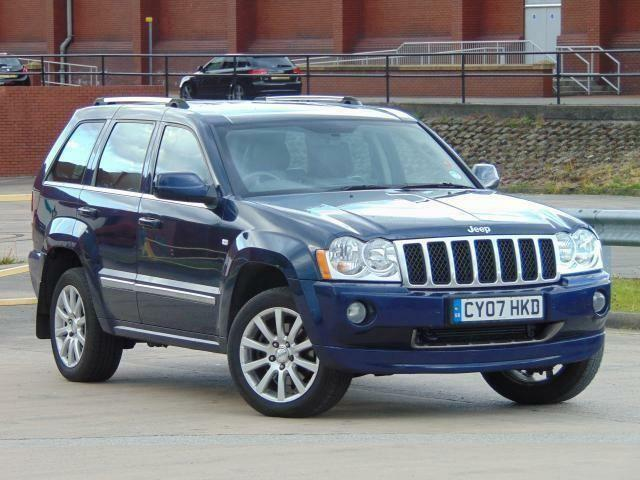 Grand Cherokee 3.0 Diesel Jeep Grand Cherokee 3.0 v6