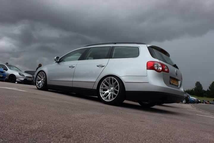 2007 VW Passat estate, FSH, VGC, Sport interior, Coilovers, Alloys, R36 Spoiler | ThinkCar