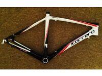 Carrera Virago carbon fibre bike frame