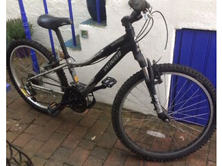 Kid's unisex mountain bike for sale in good condition