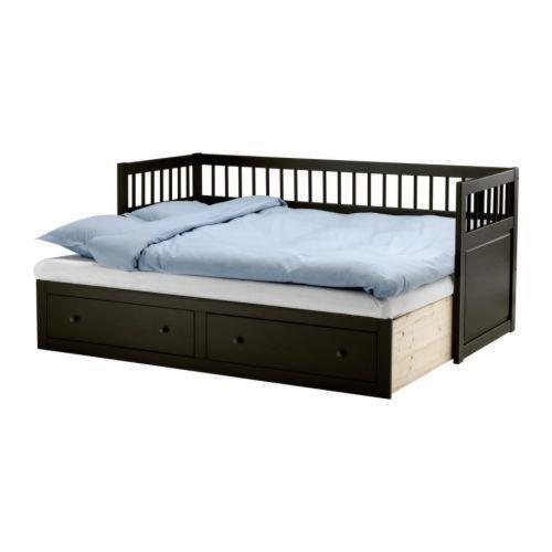 Jugendbett Mit Unterbett Ikea ~ Ikea Hemnes day bed  United Kingdom  Gumtree