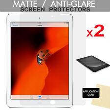 2 x ANTI GLARE MATTE LCD Screen Protectors for Apple iPad Air & iPad Air 2