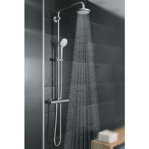 GROHE EUPHORIA 180 THERMOSTATIC Bar Shower Mixer Brand new
