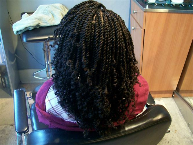 Crochet Braids Vancouver : False Locs Crochet Braid Twist Ghana Weave Full Closureweaveon