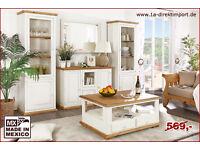 wohnzimmertisch couchtisch duro pinie wei eiche antik in nordrhein westfalen geldern. Black Bedroom Furniture Sets. Home Design Ideas