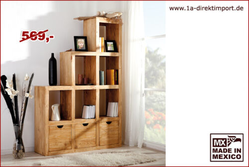 mexico m bel raumteiler regal b cherregal pinie massiv neu in dortmund dortmund h rde. Black Bedroom Furniture Sets. Home Design Ideas