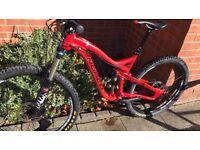 Norco Sight 7.1 (2014) mountain bike
