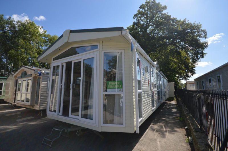 Original  Caravan For Sale On Quiet Site With Sea Views In Hastings East Sussex